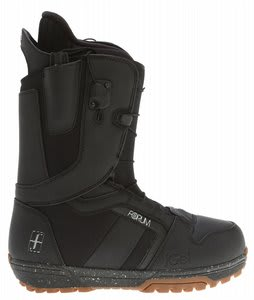 Forum League SLR Snowboard Boots Black/Gum