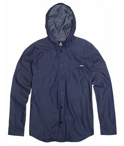 Forum Lifted Shirt Brigade Blue