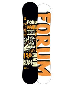 Forum Manual Snowboard 150