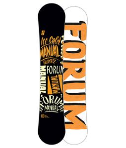 Forum Manual Snowboard 153