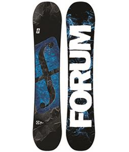 Forum Mini Manual Snowboard 144