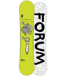 Forum Mini Manual Snowboard 136