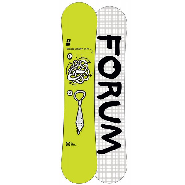 Forum Mini Manual Snowboard