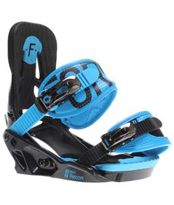 Forum Mini Recon Snowboard Bindings Bruiser
