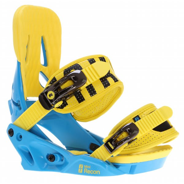 Forum Mini Recon Snowboard Bindings