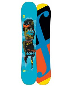 Forum Mini Youngblood Doubledog Snowboard 140