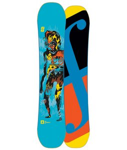 Forum Mini Youngblood Doubledog Snowboard 144