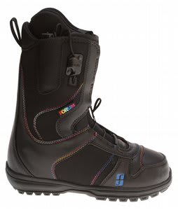 Forum Mist Snowboard Boots Black Hole