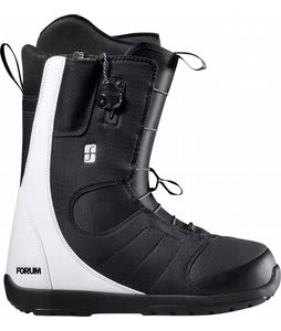 Forum Musket Snowboard Boots Black And White