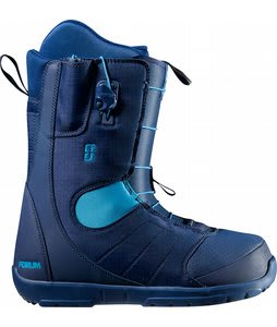 Forum Musket Snowboard Boots Blue Up