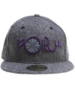 Forum Nugget New Era Cap Black
