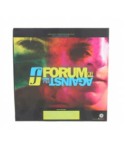 Forum or Against 'Em Snowboard DVD