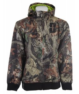 Forum Ozone Woolan Jacket Woodland Camo