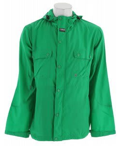 Forum Packy Windbreaker Kelly Green
