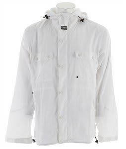 Forum Packy Windbreaker White