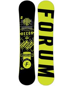 Forum Mini Recon Snowboard 136
