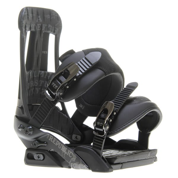 Forum Republic Snowboard Bindings