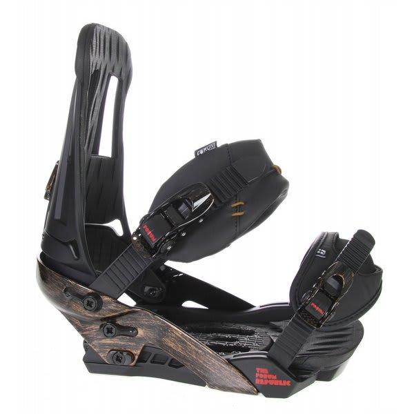 Forum Republic Snowboard Bindings