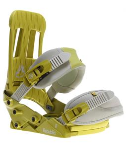 Forum Republic Snowboard Bindings Waxer