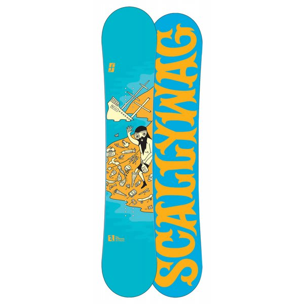 Forum Scallywag Snowboard