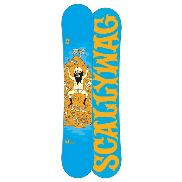 Forum Scallywag Blem Snowboard