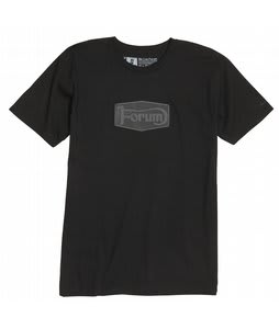 Forum Scheme T-Shirt Black To The Future