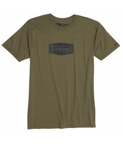 Forum Scheme T-Shirt Military State
