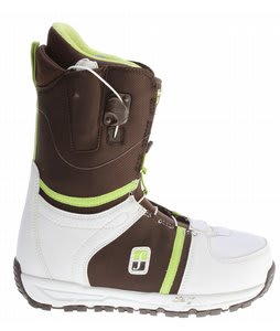 Forum Script Snowboard Boots White/Chocolate