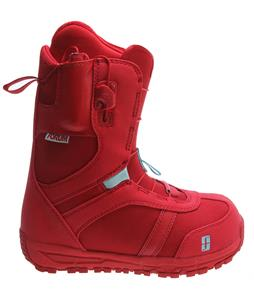 Forum Script Snowboard Boots Red's Red