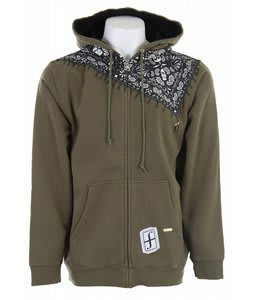 Forum Seeker Hoodie Olive