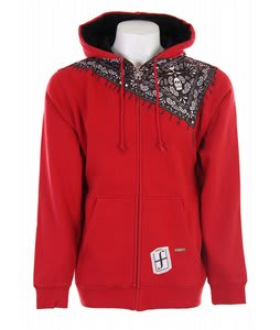 Forum Seeker Hoodie Red