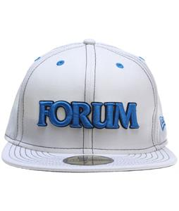 Forum Seeker New Era Caps White
