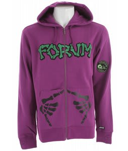 Forum Shaka Hoodie Nurple