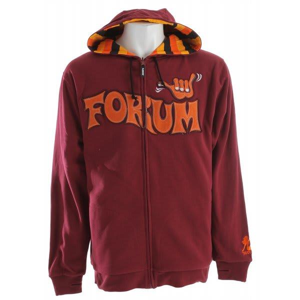 Forum Shaka Zip Hoodie