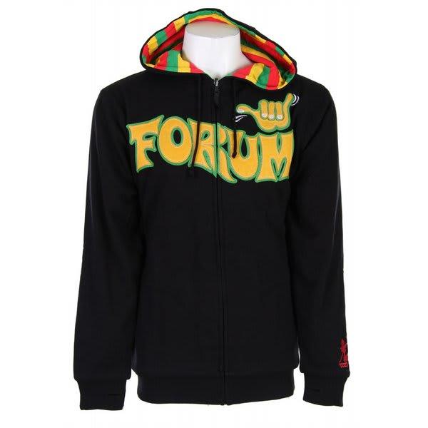 Forum Shakka Zip Hoodie