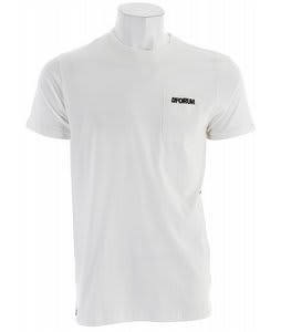 Forum Shiv T-Shirt Yayo White