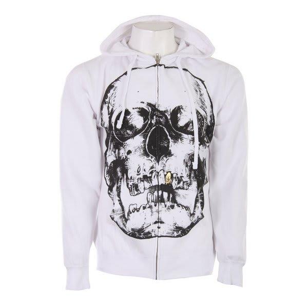 Forum Skull Zip Hoodie