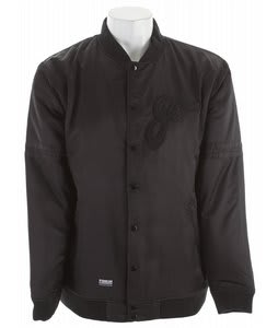 Forum Stadium Snowboard Jacket Black