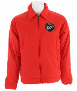 Forum Stadium Softshell Blood Shot Red