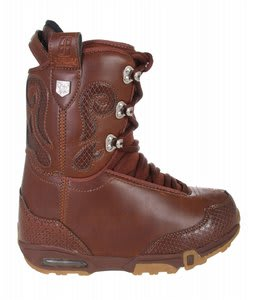 Forum Stampede Snowboard Boots Brown