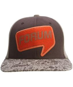 Forum Stomper Hat Brown