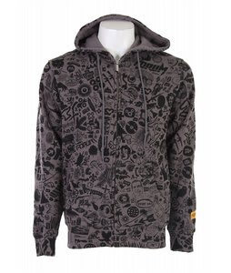Forum Stomper Hoodie Black