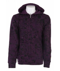 Forum Stomper Hoodie Purple