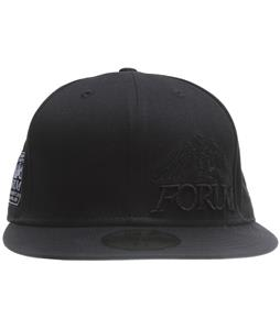 Forum Story Wordmark New Era Cap Black