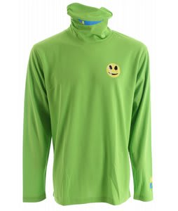 Forum T-Neck Baselayer Top Green