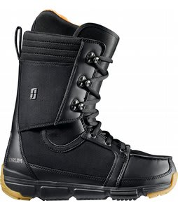 Forum Tramp Snowboard Boots Black Gummer