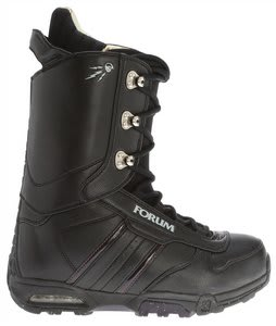 Forum Verdict Snowboard Boots Black