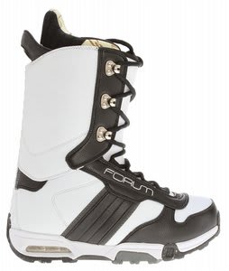 Forum Verdict Snowboard Boots White