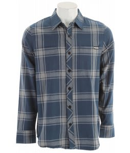 Forum Yokel Flannel Brigade Blue