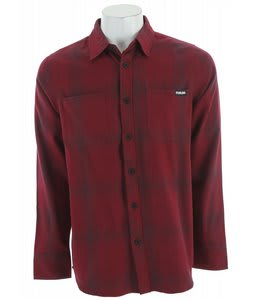 Forum Yokel Flannel Ron Burgundy